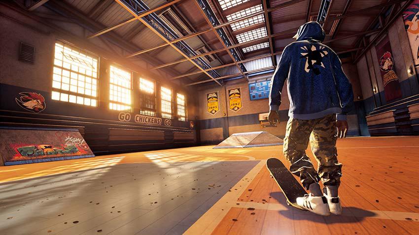 بازی Tony Hawks Pro Skater 1 + 2
