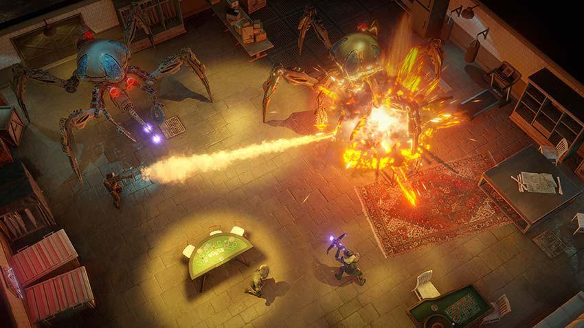 بازی Wasteland 3