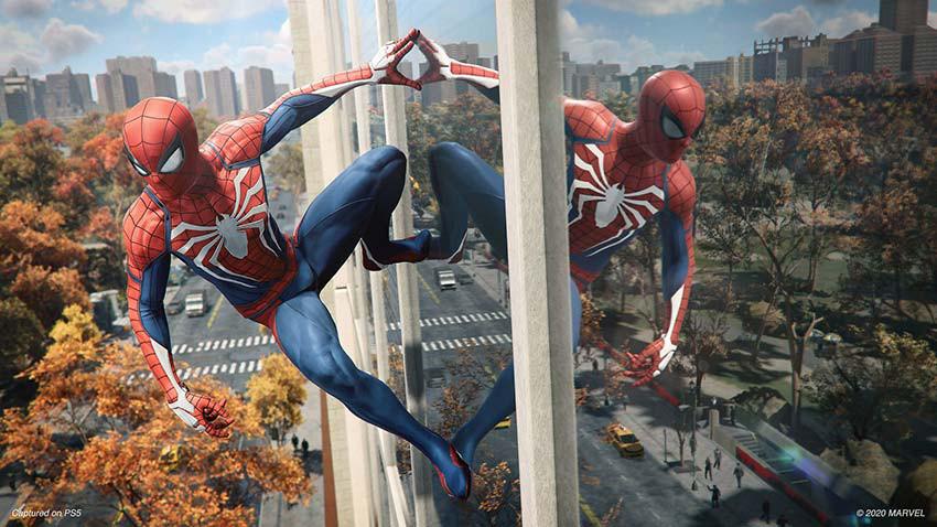 بازی Marvels Spider Man Remastered