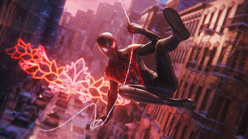 Marvels Spider Man Miles Morales