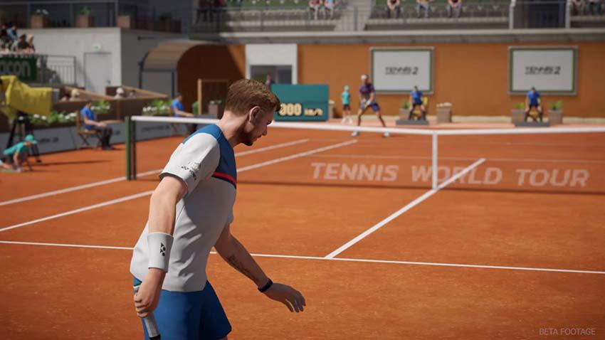 بازی Tennis World Tour 2
