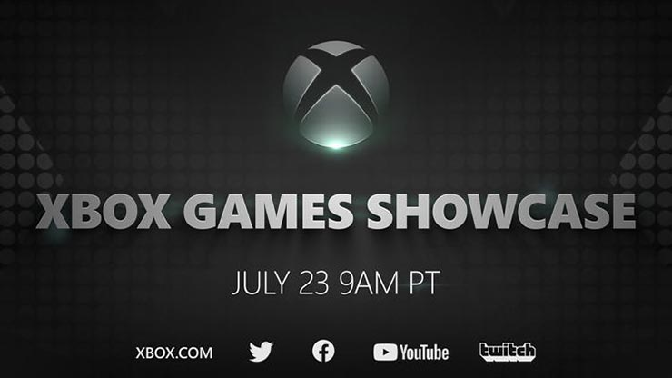 رویداد بازی های xbox series x