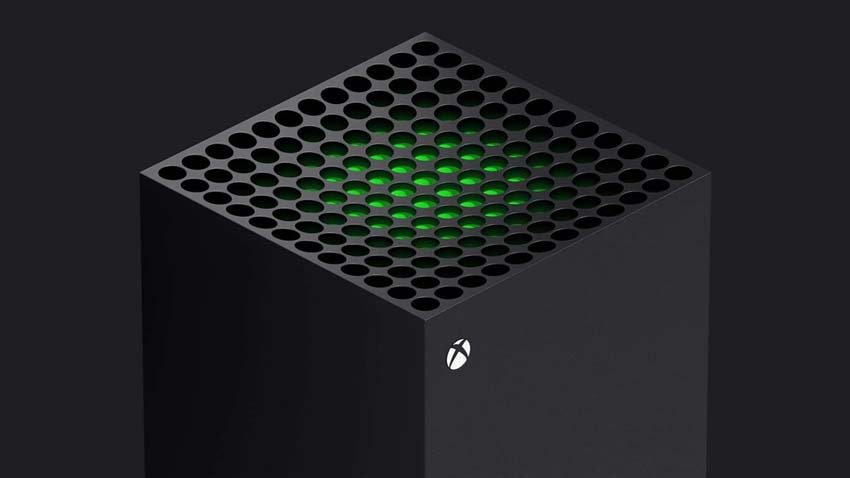 عکس xbox series x