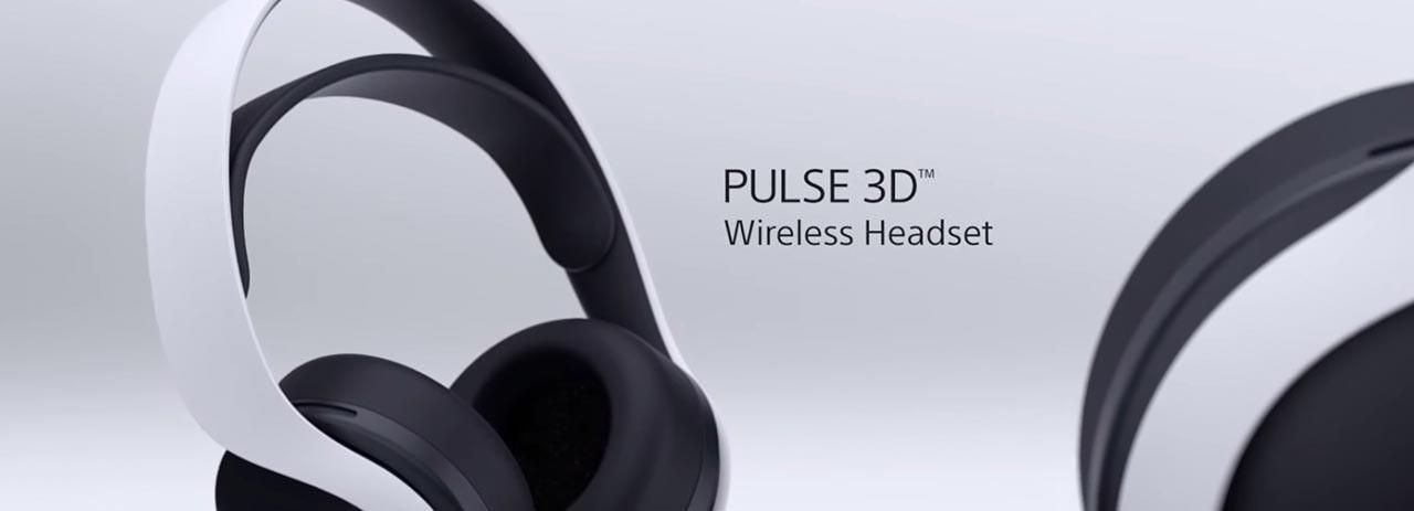 هدست سونی مدل PULSE 3D برای PS5
