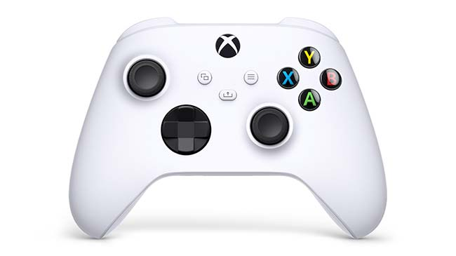 دسته Xbox series x / s سفید