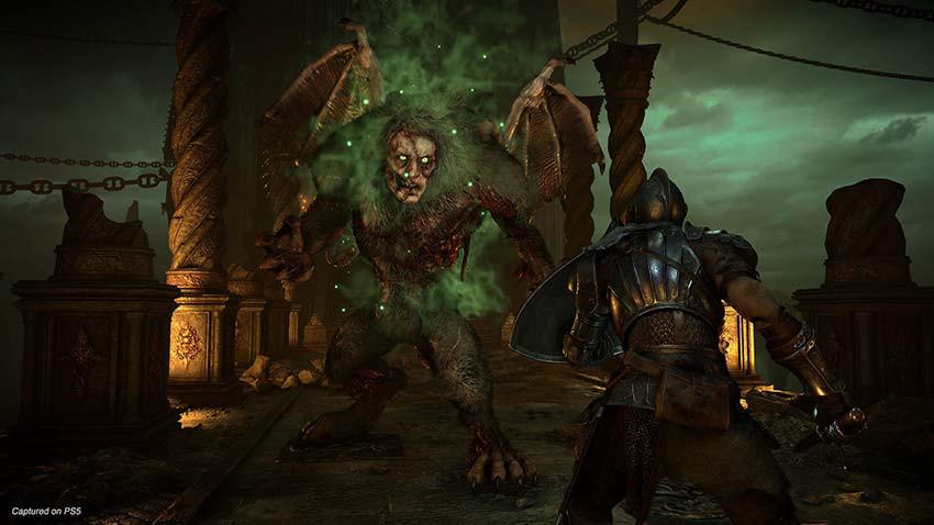 بازی Demon's Souls برای PS5