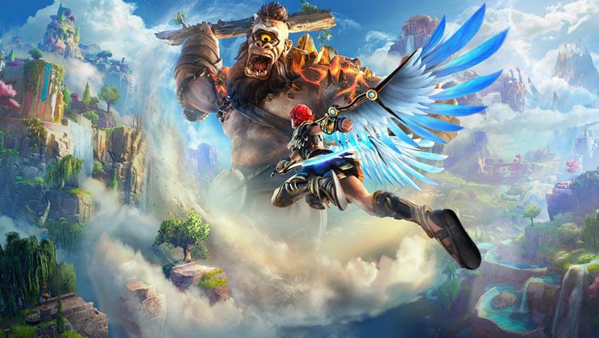 بازی Immortals Fenyx Rising برای PS5