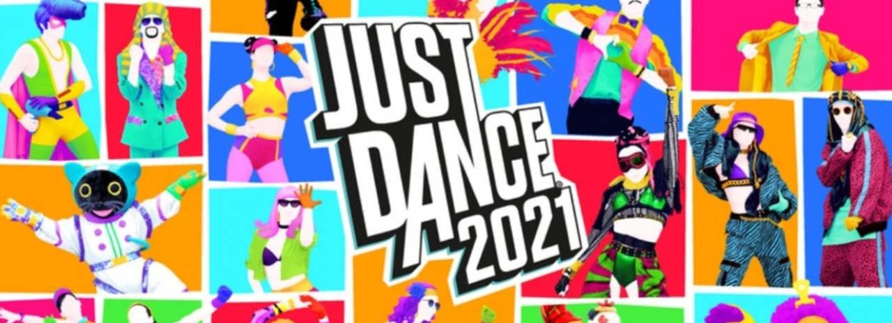 بازی Just Dance 2021
