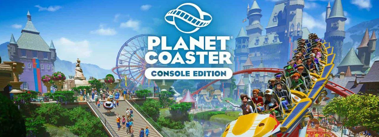 بازی Planet Coaster: Console Edition برای PS5