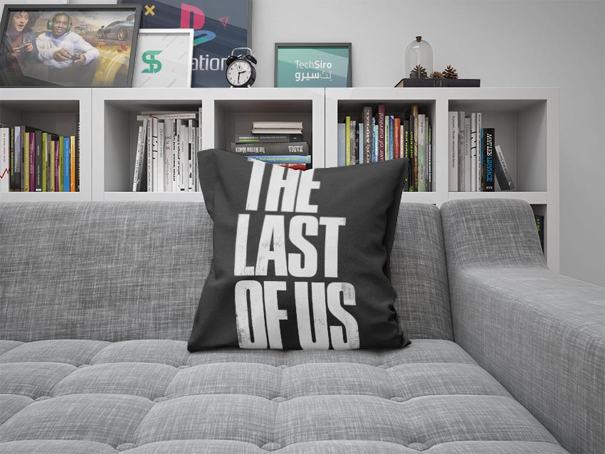 بالش طرح The Last of Us