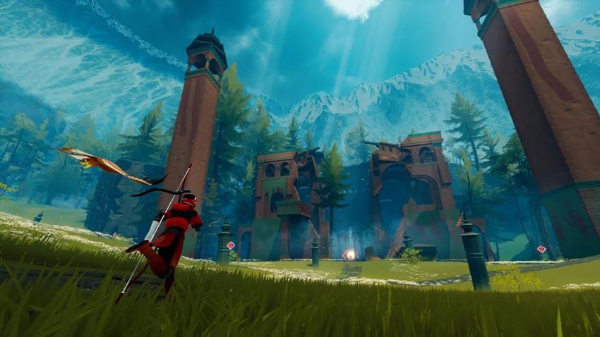 بازی The Pathless برای PS5