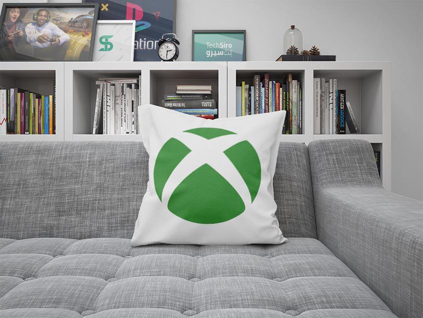 بالش طرح Xbox Logo