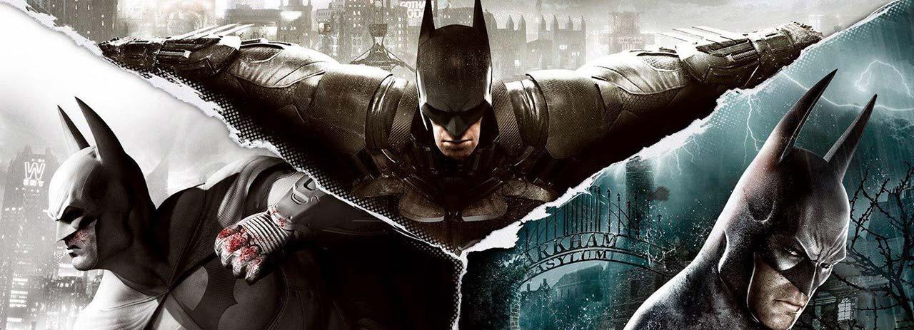 بازی Batman Arkham Collection برای PS4