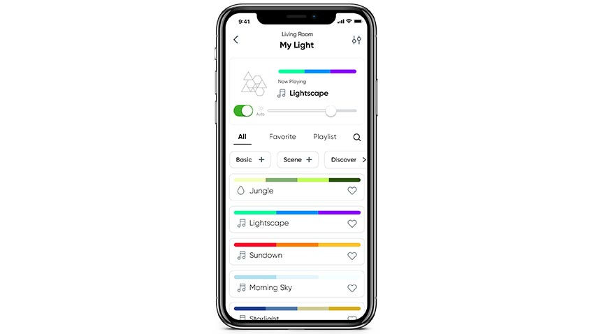 nanoleaf app