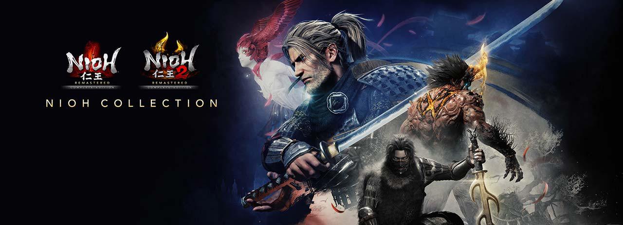 بازی The Nioh Collection برای PS5