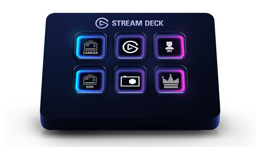 کنترلر استریم الگاتو مدل STREAM DECK Mini