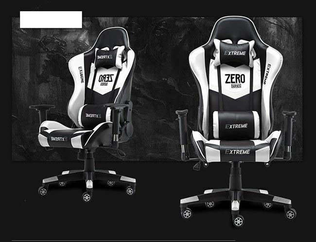 صندلی گیمینگ Extreme سری Zero - رنگ سفید