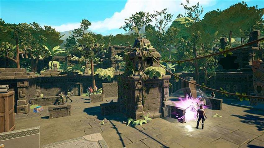 بازی Jumanji برای PS4