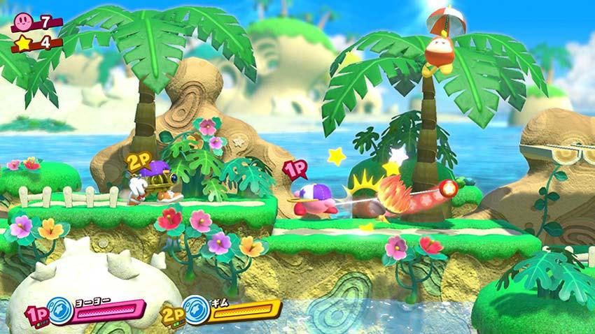 بازی Kirby Star Allies برای Nintendo Switch