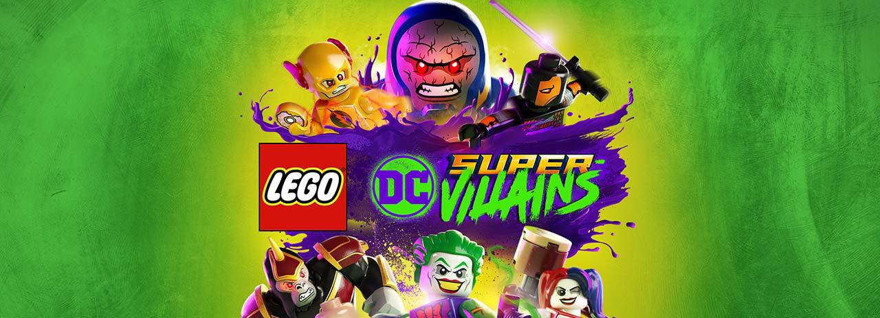 بازی LEGO DC Super-Villains