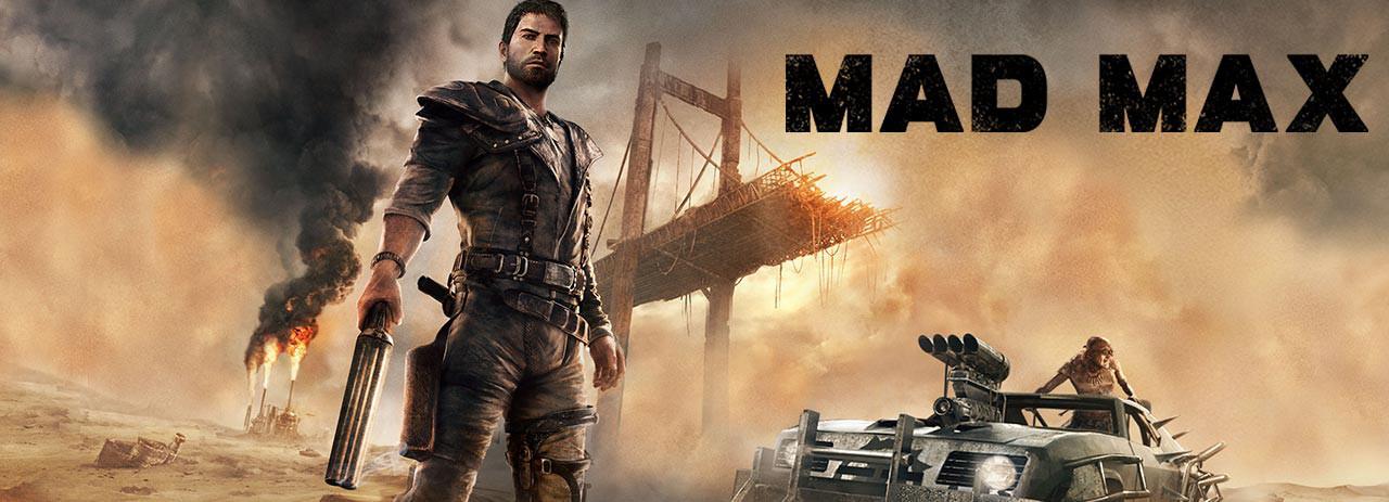 بازی Mad Max برای PS4