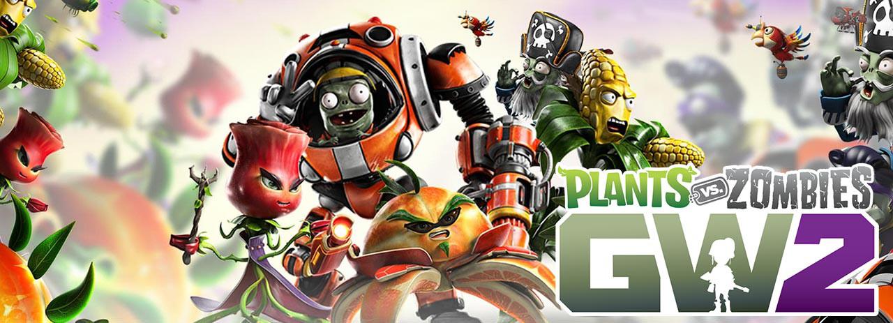 بازی Plants vs Zombies: Garden Warfare 2 برای PS4