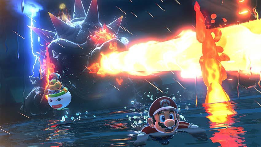 بازی Super Mario 3D World + Bowser's Fury برای Nintendo Switch