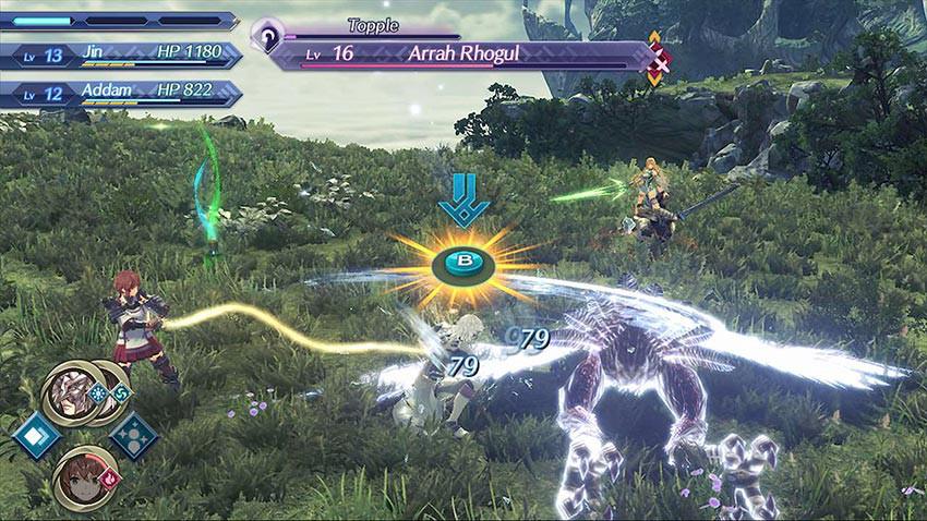بازی Xenoblade Chronicles 2 برای Nintendo Switch