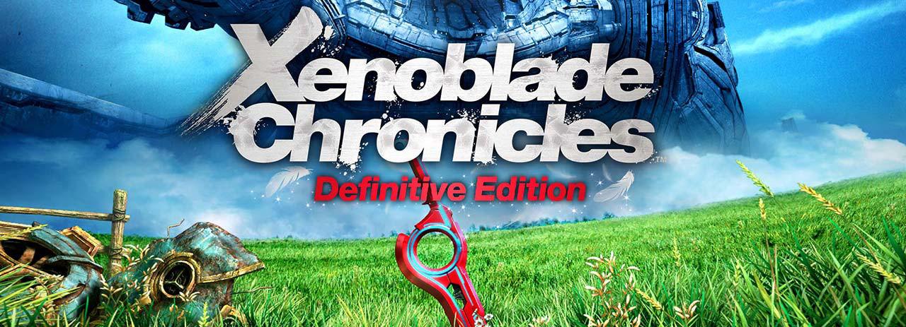 بازی Xenoblade Chronicles Definitive Edition برای Nintendo Switch