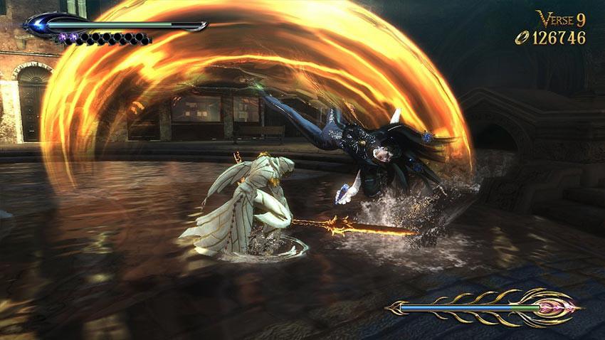 بازی Bayonetta 2 برای Nintendo Switch