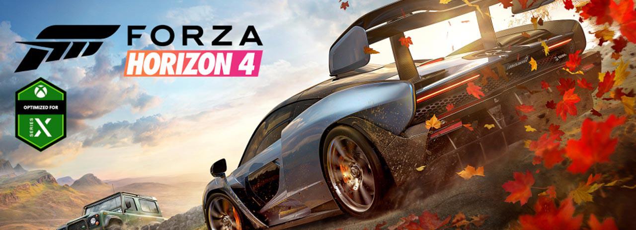 بازی Forza Horizon 4 برای Xbox