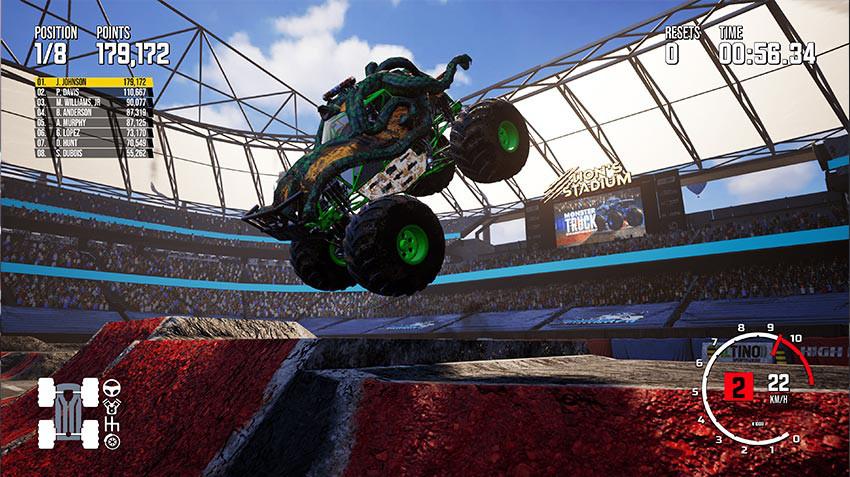 بازی Monster Truck Championship