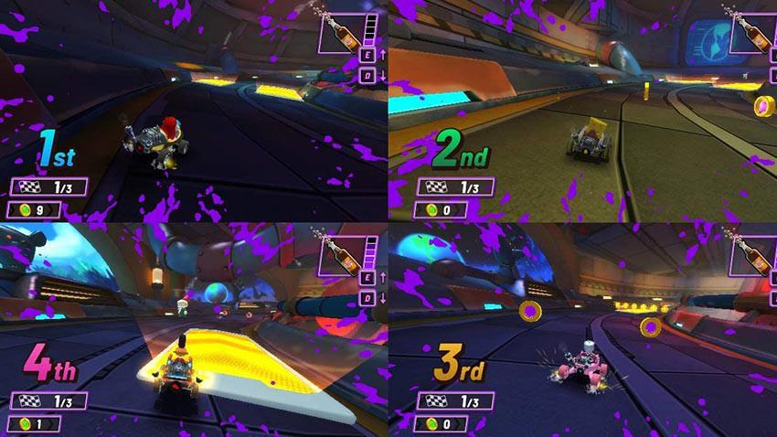 بازی Nickelodeon Kart Racers 2: Grand Prix