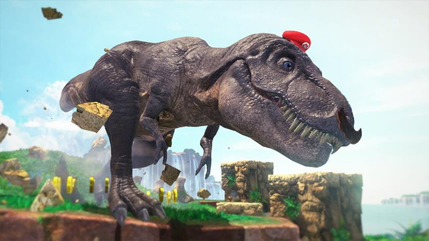 بازی Super Mario Odyssey برای Nintendo Switch
