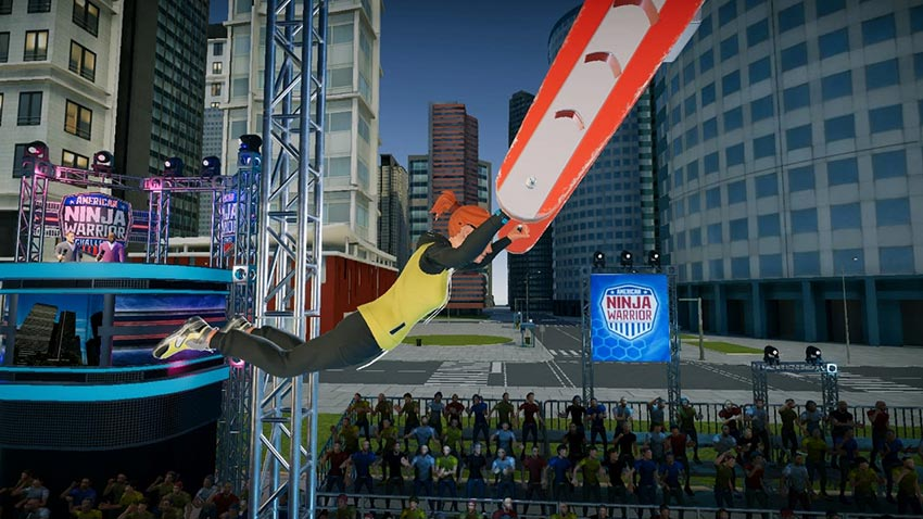 بازی American Ninja Warrior: Challenge برای PS4