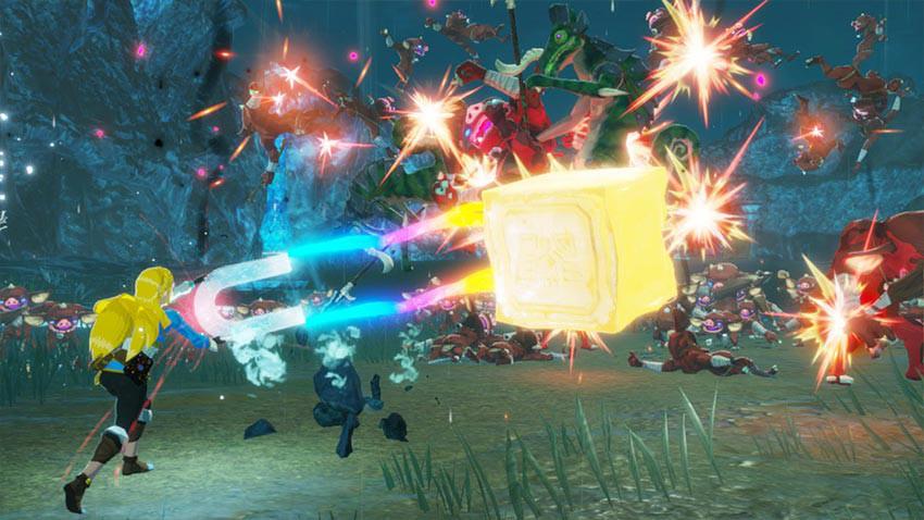 بازی Hyrule Warriors: Age of Calamity برای Nintendo Switch