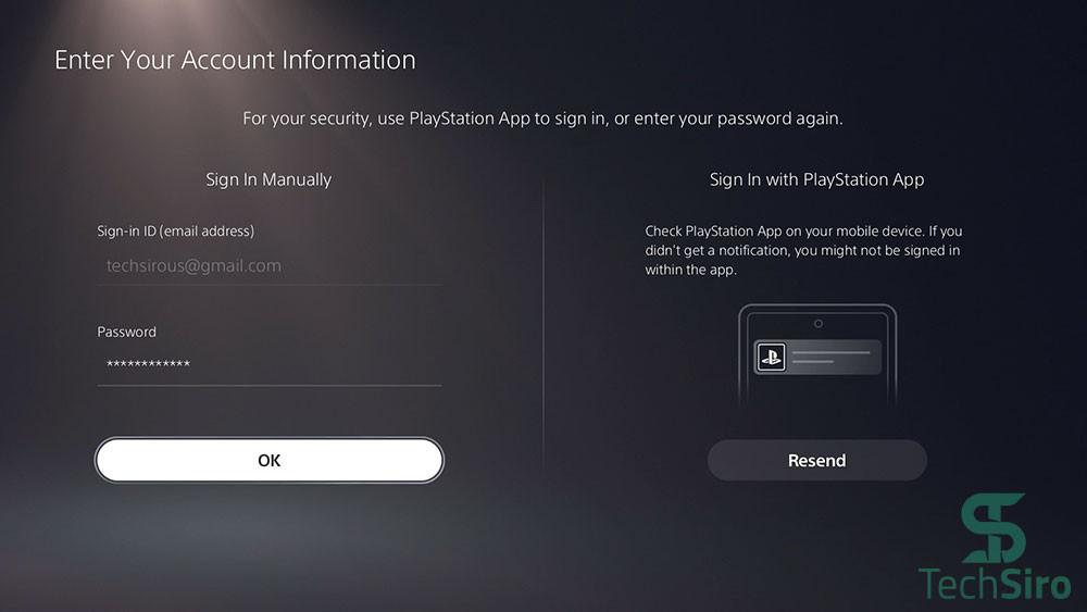 آموزش ساخت اکانت PSN در PS5