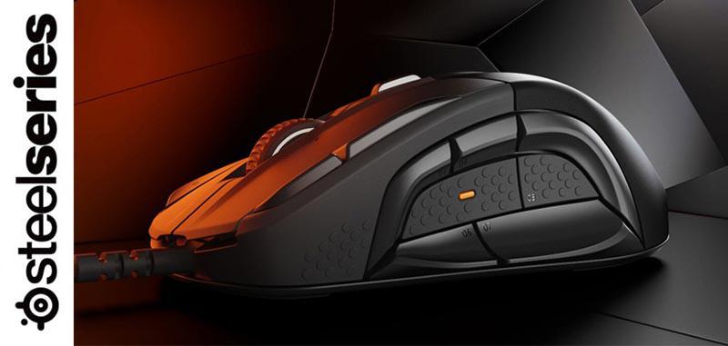ماوس گیمینگ Steelseries RIVAL 500