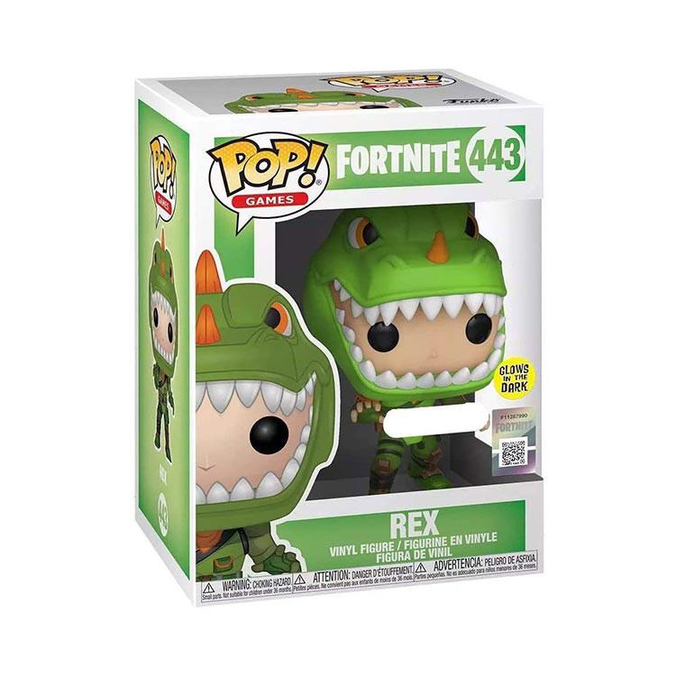 فانکو Fortnite Rex