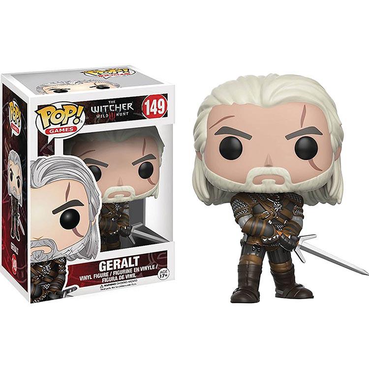 فانکو Witcher Geralt