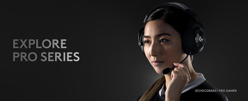 هدست Logitech G PRO X Wireless