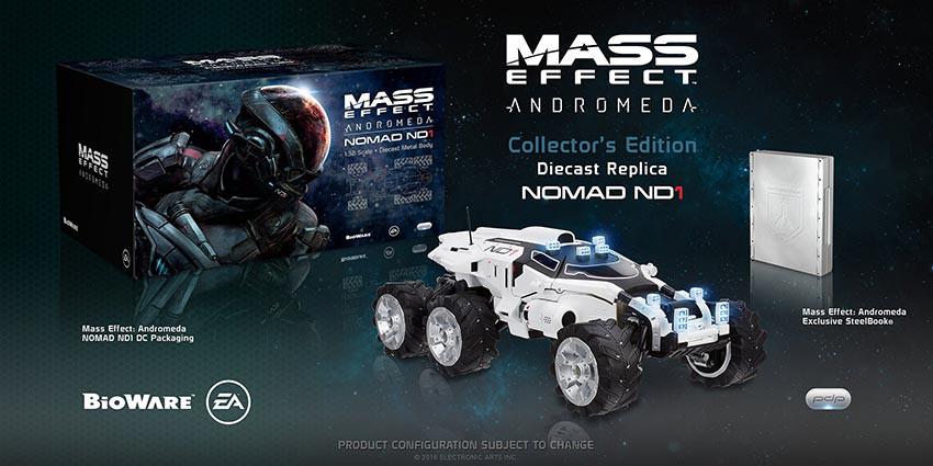 بازی Mass Effect Andromeda Collector's Edition