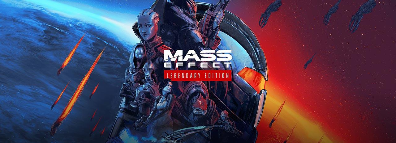 بازی Mass Effect Legendary Edition