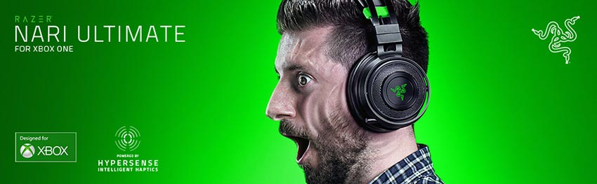 هدست Razer Nari Ultimate برای XBOX