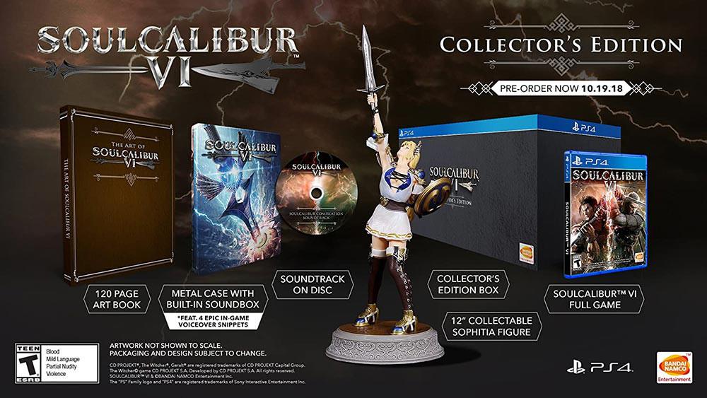 کالکتور Soulcalibur VI