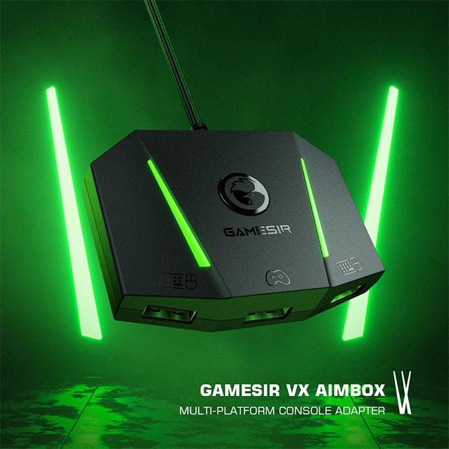 مبدل ماوس و کیبورد GameSir VX AimBox