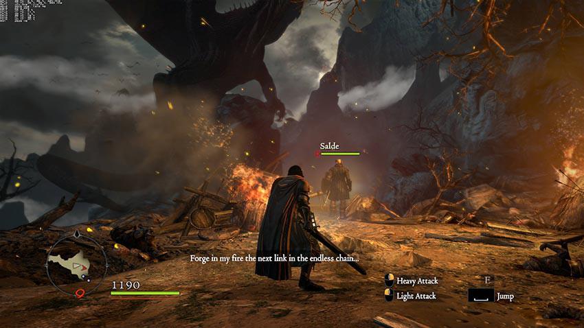 بازی Dragon's Dogma: Dark Arisen