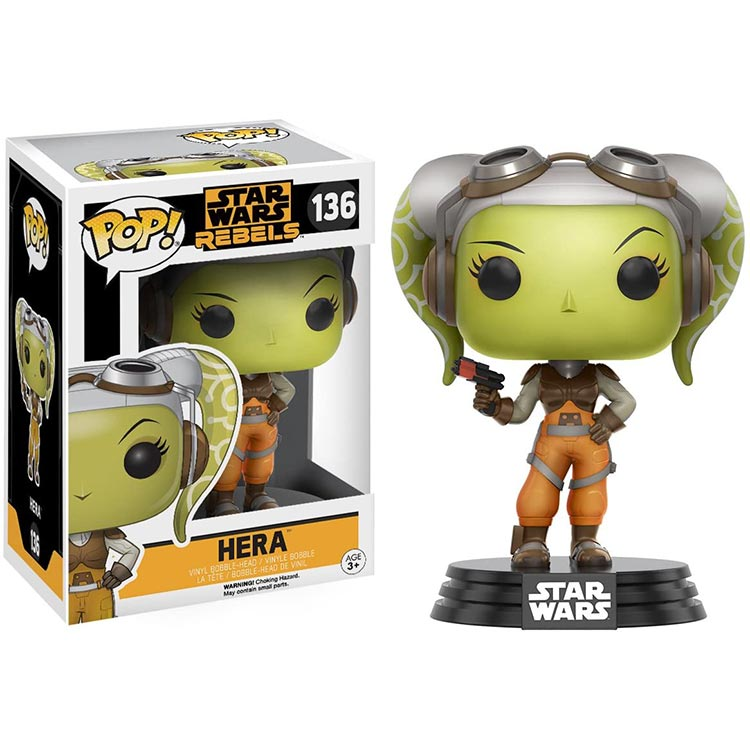فانکو Rebels Hera