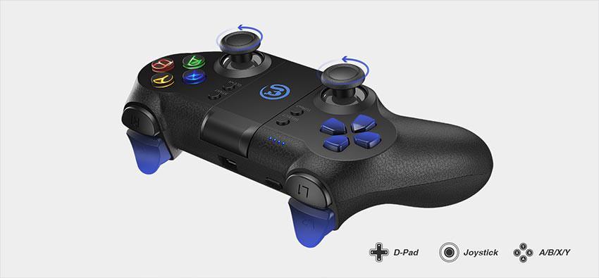 دسته بازی بی سیم GameSir مدل T1s