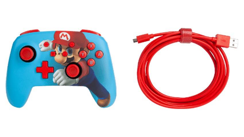 دسته PowerA Mario Punch